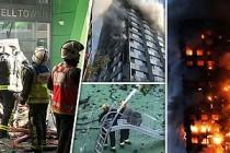 Londra yangınında bilanço ağırlaşıyor: Ölü sayısı arttı!