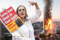 Grenfell Yangını Mağdurlarının Hak Arayışı