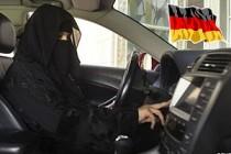 Almanya'da peçeli kadınlara direksiyon yasağı