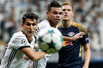 Beşiktaş, Leipzig'e fırsat vermedi