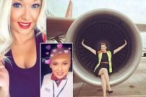British Airways Hostesinden Skandal Paylaşım