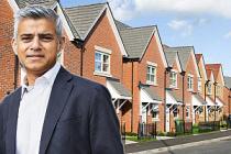 Londra'daki ev krizi için Sadıq Khan planı