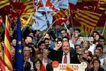 Katalonya'da seçime gidiyor