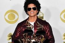 Grammy Ödülleri'ne Bruno Mars damgası