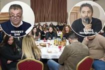 Londra Bozca-Der Gençlerinin 'Rol Model' Buluşması