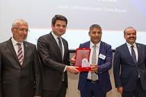 Avrupa'daki  Türk İş İnsanlarına 'Marka' ve 'Girişimcilik' Ödülü
