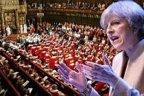 Lordlar Kamarası'ndan hükümete 2. Brexit darbesi