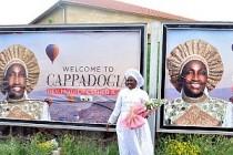 Nijeryalı Rahibeye Kapadokya'da Büyük Sürpriz