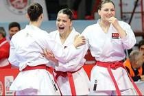 Türk sporcular Avrupa'da şampiyon