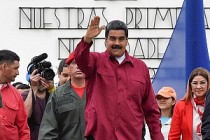 Venezuela'da seçimleri Devlet Başkanı Nicolas Maduro kazandı