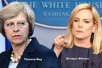 """İngiliz Başbakandan ABD'ye """"göçmen"""" tepkisi"""