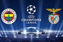 Fenerbahçe'nin UEFA Şampiyonlar Ligi Rakibi Açıklandı