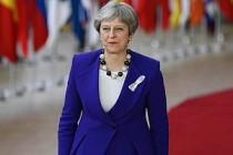 İngiltere Başbakanı May: Trump AB'yi dava etmemi önerdi