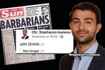 Kıbrıslı Rum Politikacının 'Kin' ve 'Nefret' Paylaşımı!