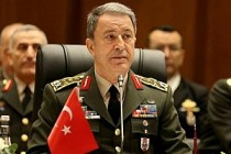 Milli Savunma Bakanı Akar oldu