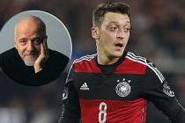 Paulo Coelho'dan Mesut Özil'e destek paylaşımı