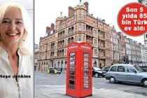 Zengin Türkler Londra'ya Taşınıyor!
