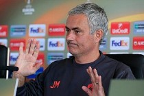 Mourinho'dan 259 saniyelik basın toplantısı
