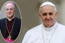Başpiskopos, Papa'nın istifasını istedi