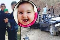 PKK'lı teröristler 11 aylık bebek ve annesini katletti