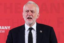 İngiliz ana muhalefet lideri Corbyn'den Filistin'i tanıma sözü