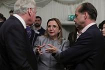 """Ruhsar Pekcan: """"Türkiye ve İngiltere arasındaki iş birliği köprüler güçlenecek"""""""