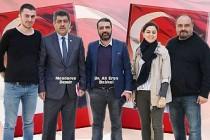 Ali Eren Balıkel'in Kitabı Azerbaycan'da
