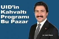 Denizli Milletvekili Cahit Özkan, Londra'da Konuşacak