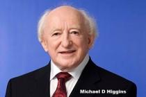 İrlanda Cumhurbaşkanlığına Higgins yeniden seçildi