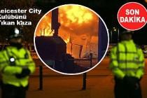 Leicester City'nin sahibinin helikopteri düştü: 8 Ölü
