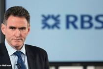 RBS Bank Başkanı'ndan 'Anlaşmasız Brexit' Uyarısı