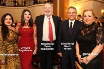 Azerbaycan Kadınlar Birliği'nden Londra'da Başarılı Organizasyon
