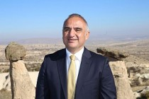Bakan Mehmet Nuri Ersoy, Londra'da Dünya Turizm Fuarına Katılacak