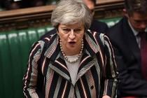 İngiltere Başbakanı May, Brexit Planı İçin Parlamentoyu Uyardı!