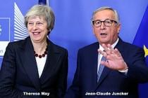 İngiliz Başbakan May'in, Brüksel'den Brexit mesajı