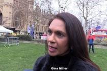 Brexit'e yön veren aktivist Gina Miller konuştu