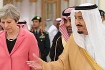 'İngiltere Başbakanı'nın Suudi Arabistan'ı kınadığı gün, İngiliz heyeti Riyad'da silah pazarlığı yapıyordu'