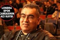 Gazeteci Necdet Topçu Londra'da vefat etti!