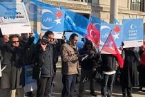 İslam Toplumu Milli Görüş İngiltere'den AB'ye Uygur Çağrısı