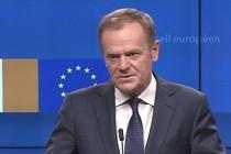 Tusk: Brexit'i plansız destekleyenler cehennemde özel bir yeri hak ediyor
