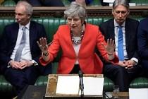 İngiltere Başbakanı May, Brexit anlaşmasını üçüncü kez Parlamento'nun onayına sunacak