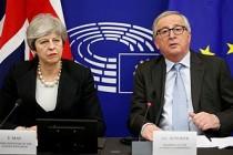 Brexit için İngiltere ile AB arasında anlaşma sağlandı