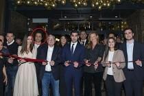 Mahsun Kırmızıgül Londra'da Restorant Açılışı Yaptı