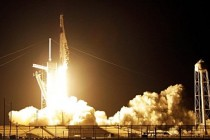 SpaceX'in kapsülü Uluslararası Uzay İstasyonu'na ulaştı