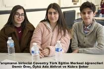İngiltere'deki Türk Okullarının Öğrencileri Bilgileriyle Yarıştılar