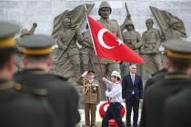 Çanakkale Kara Savaşları'nın 104. yılı törenleri