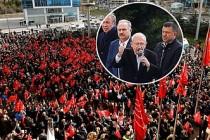 Kılıçdaroğlu saldırı sonrası parti merkezi önünde konuştu