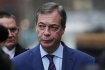 Nigel Farage Brexit Partisinin liderliğini üstlendi