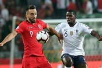 A Milliler Faransa'yı 2-0 yenerek lider oldu