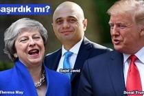 Başbakan, Müslüman Bakanı Trump Onuruna Verilen Yemeğe Davet Etmedi!